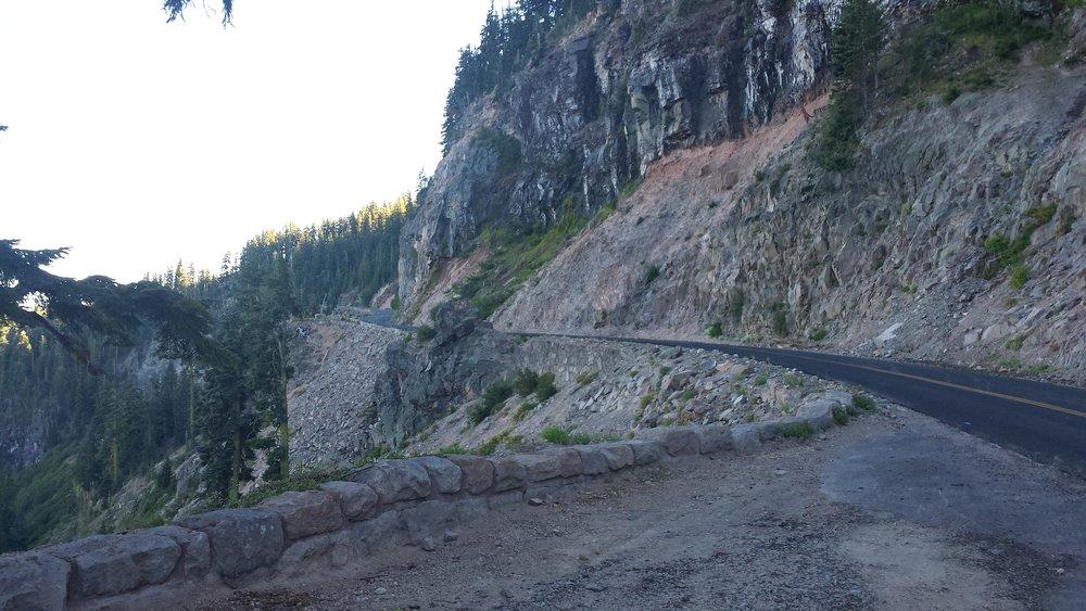 Crater Lake Rim Drive