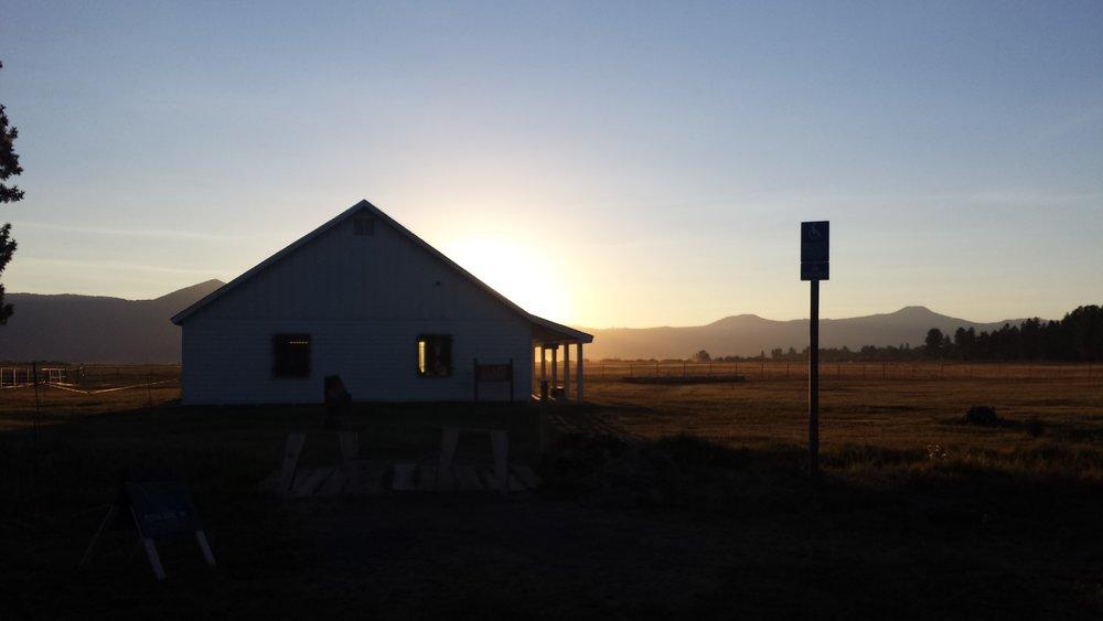 Fort Klamath Museum