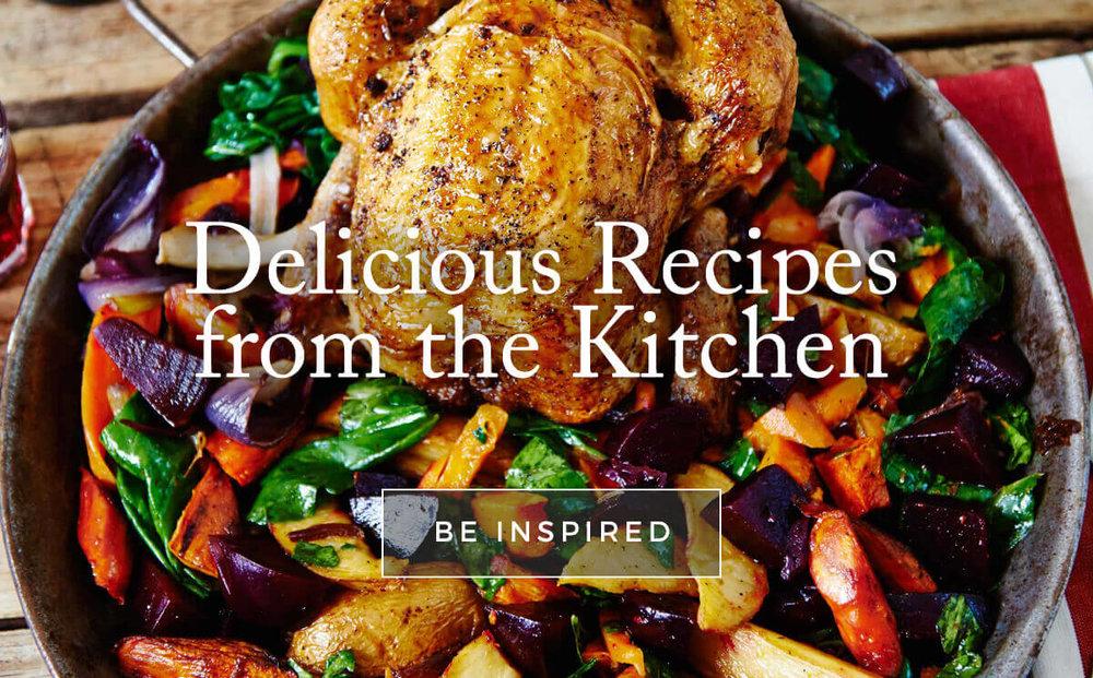 Our recipes