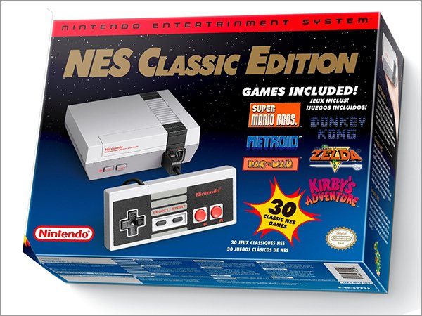 Lobby Rumble Nes Classic Returning In 2018