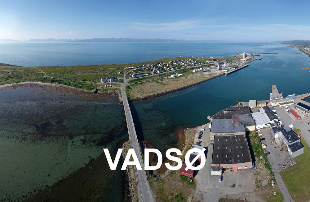Vadsø Varanger areal copyright Biotope
