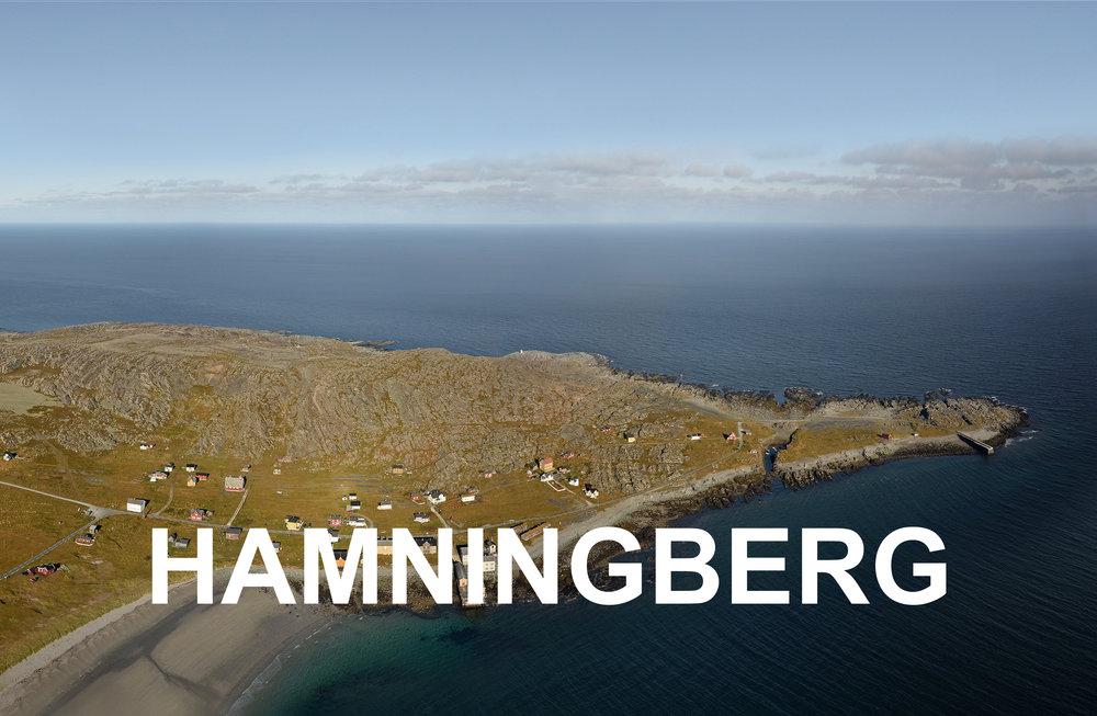 Hamningberg Varanger areal copyright Biotope