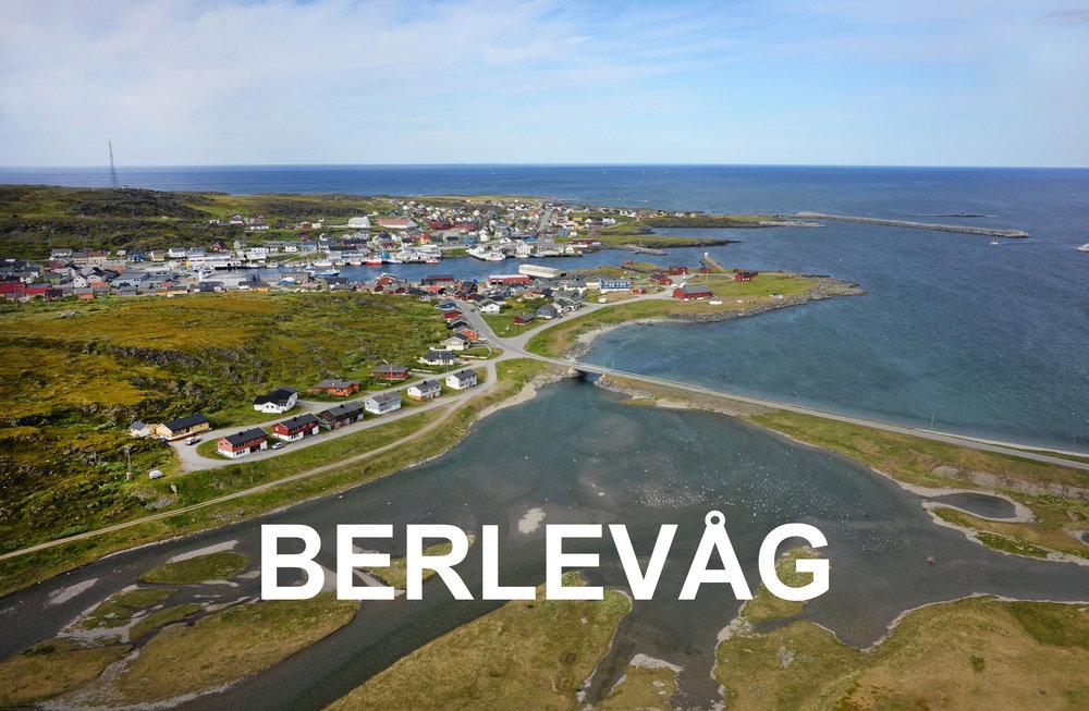Berlevåg Varanger areal copyright Biotope