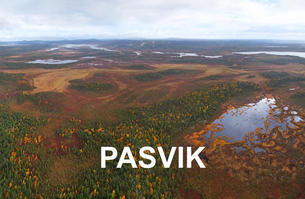 Pasvik Varanger aerial copyright Biotope