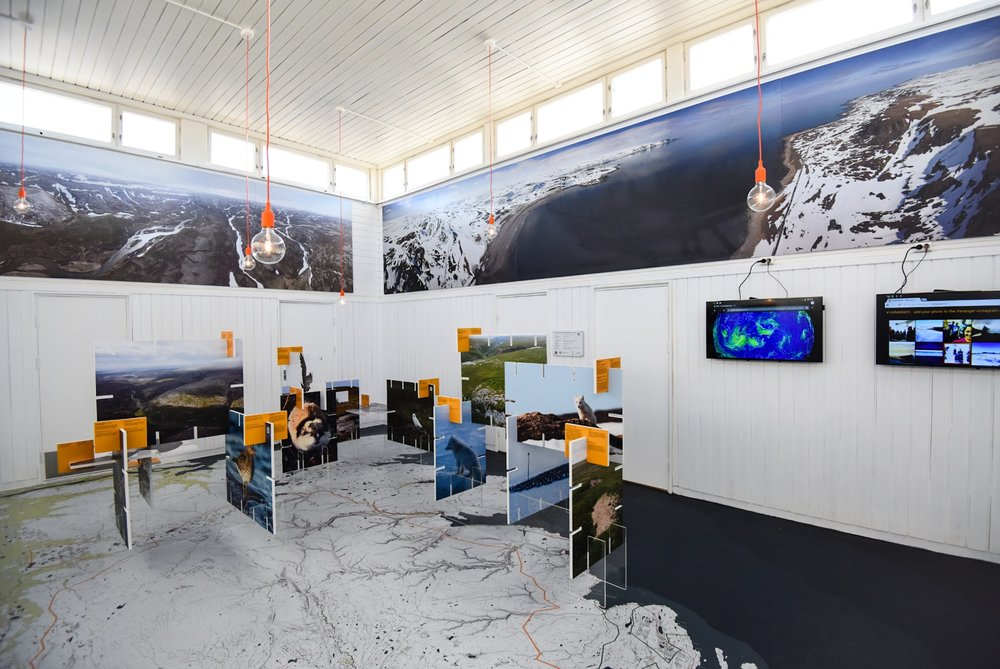 Kiberg Exhibition march 2015 © Biotope.JPG
