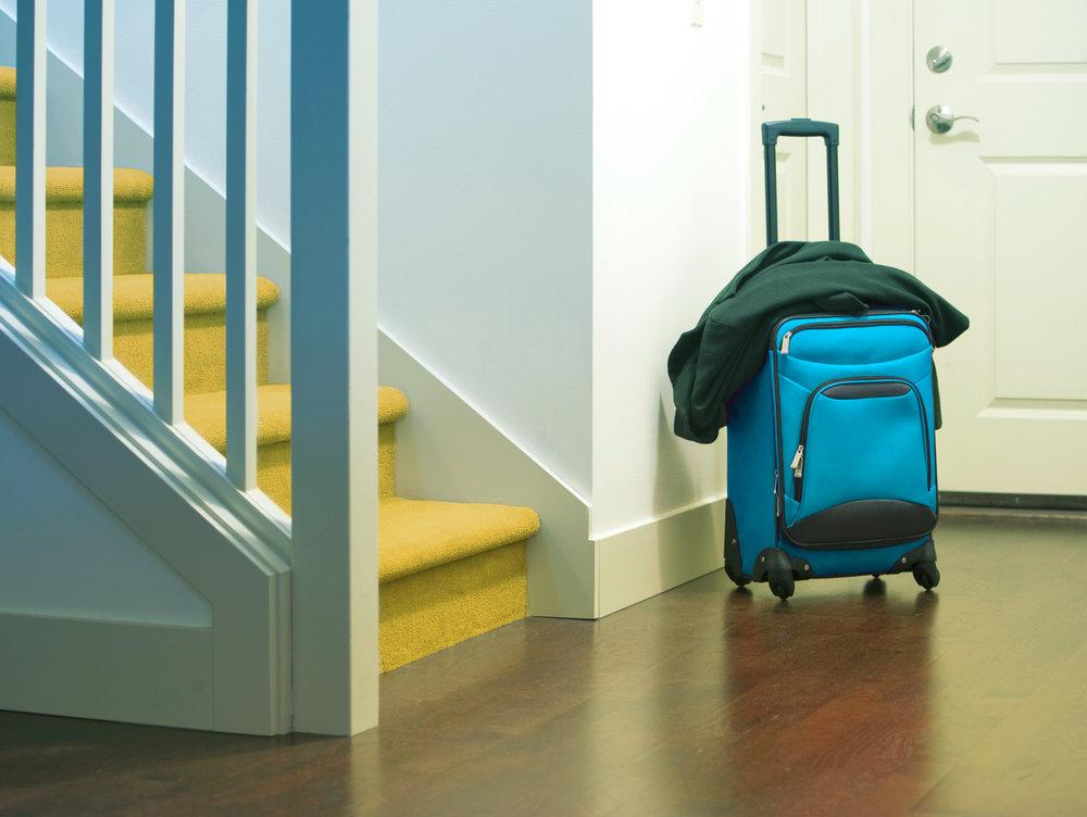 Bag by stairs.jpg