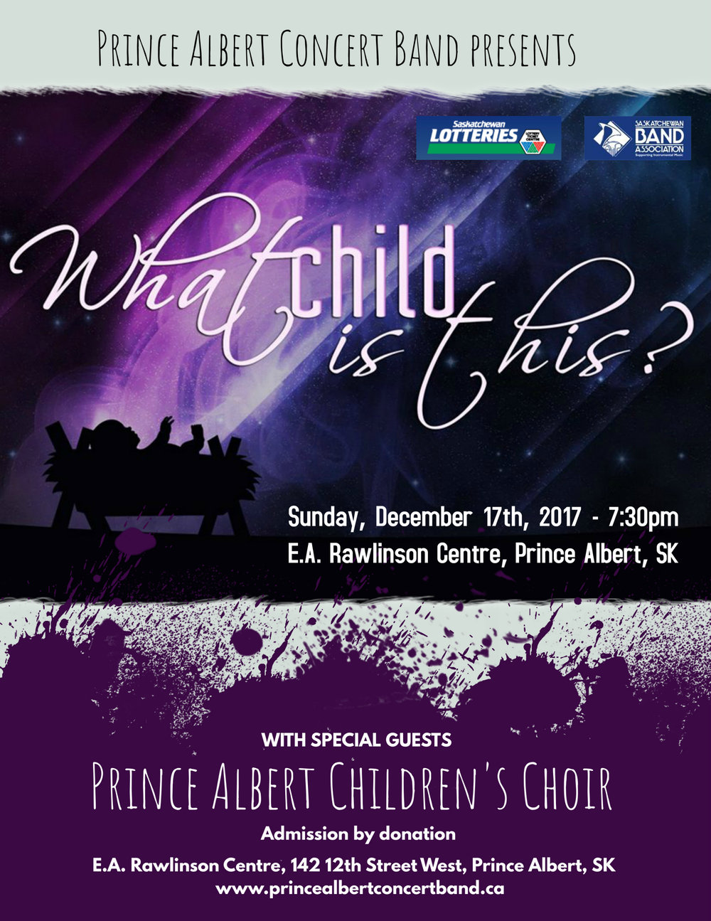What Child Is This concert poster with logos.jpg