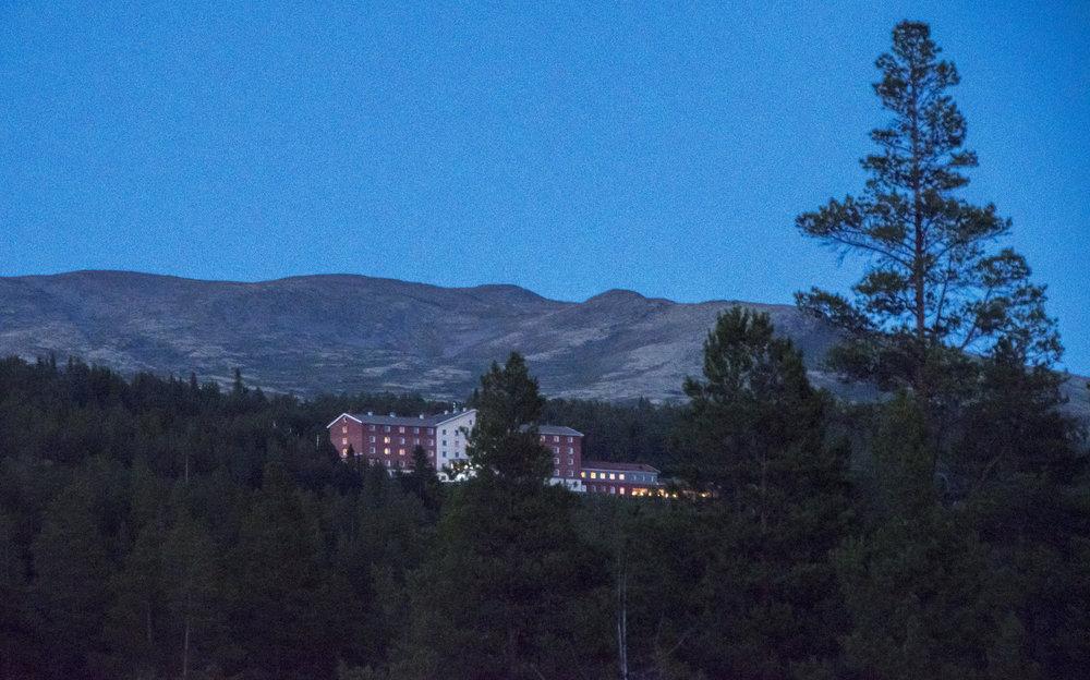 Mot Dalseter Høyfjellshotell