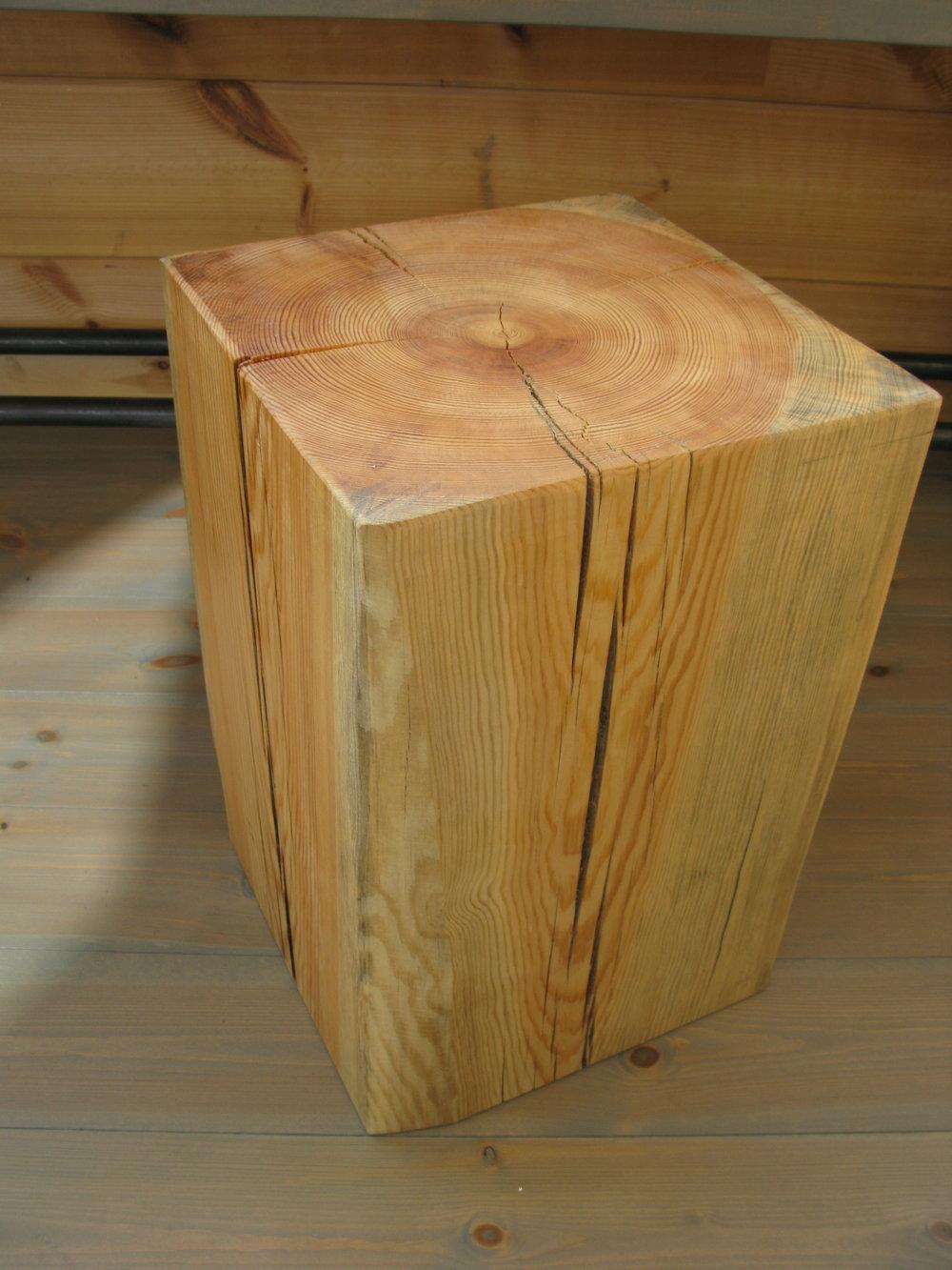 """Stol"" fra Skåbu Tradisjonsbygg"