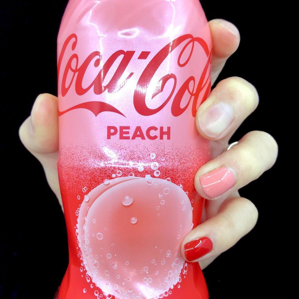 Nail Deck_Coca Cola_Peach.jpg