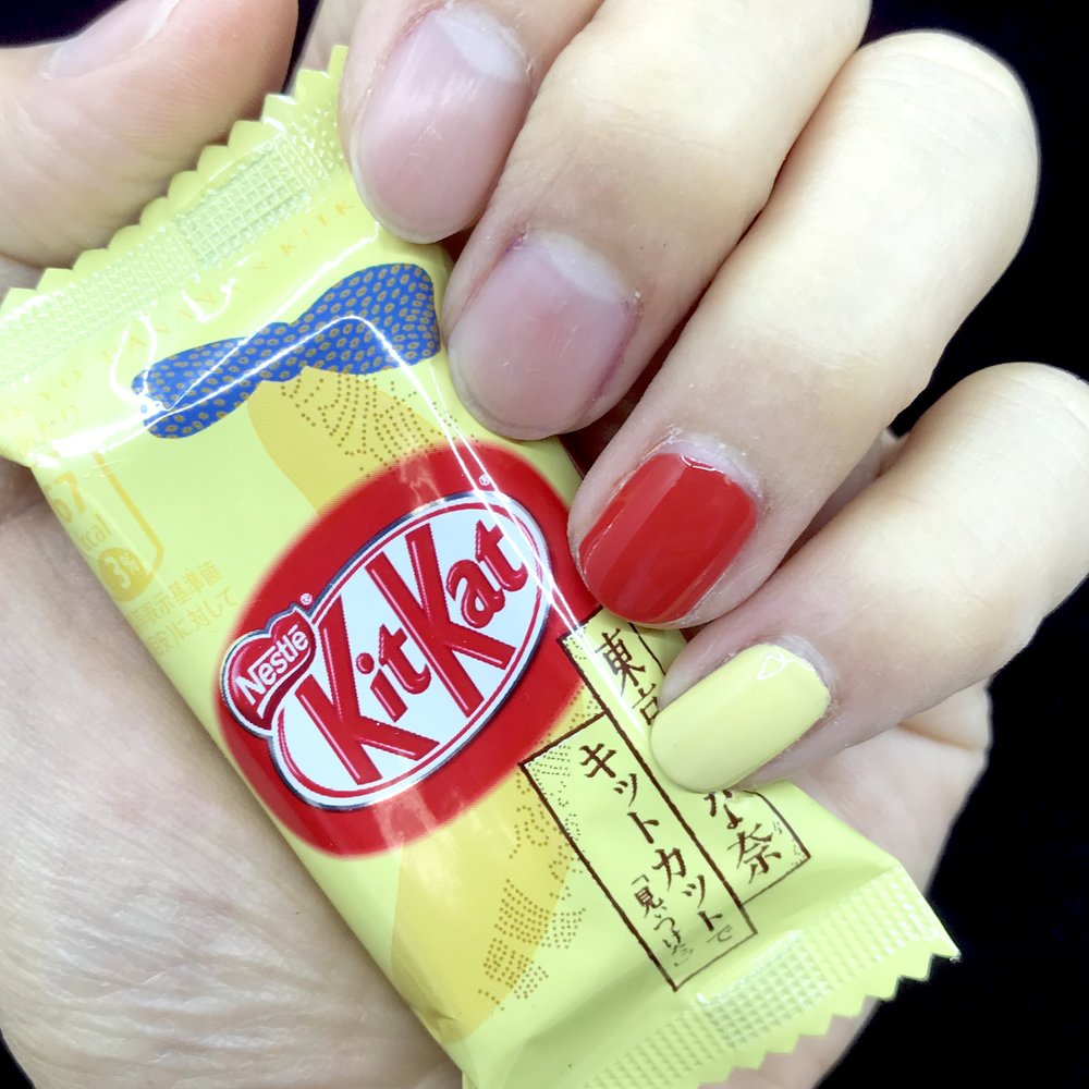 Nail Deck_Kit Kat_Tokyo Banana.jpg