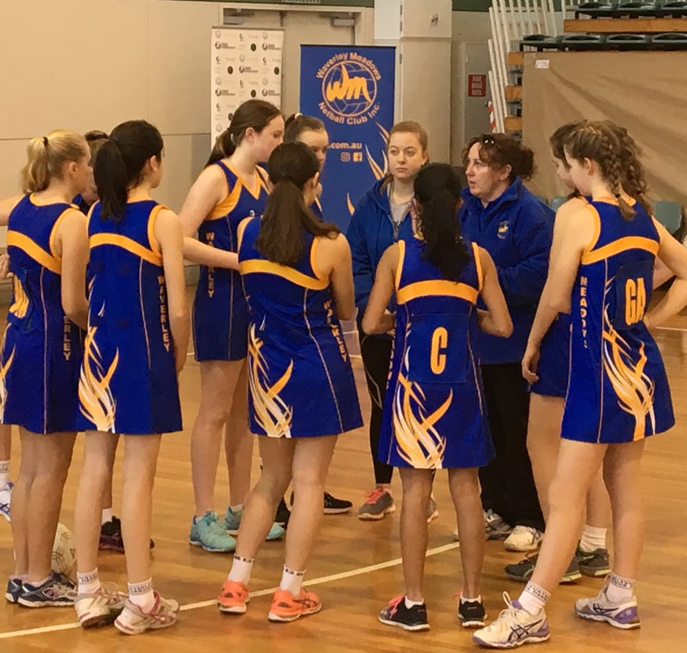 Pre Game Talk 15U Garnets Prelim Final 2017.jpg
