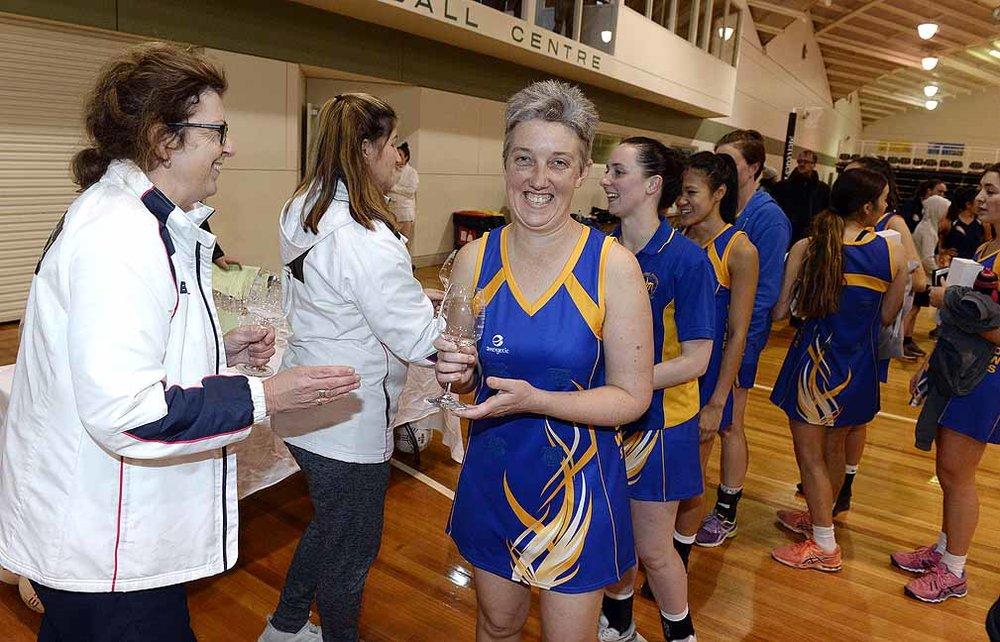 Night Netball Gran Finals June 2018