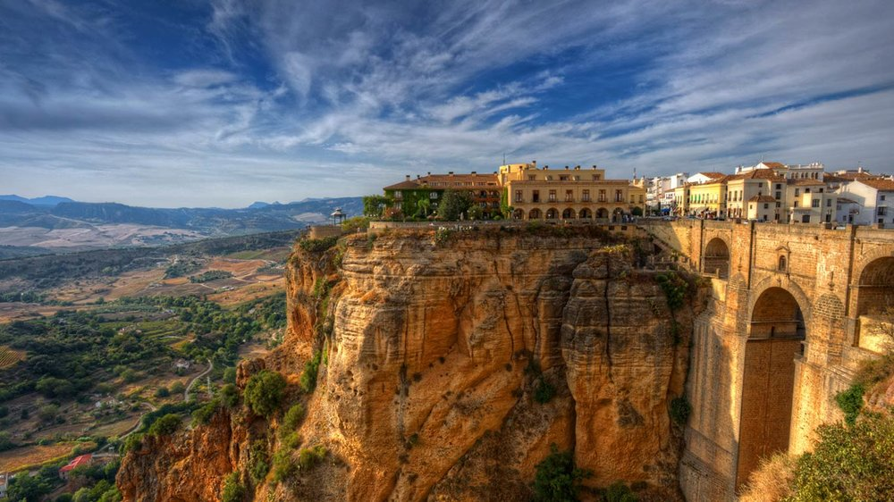 Ronda Andalucia - 10 minutes from our holiday rental villa