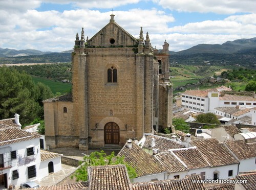 15th_century_church_near_luxury_villa_rental_in_Ronda_Spain:_La_Cazalla