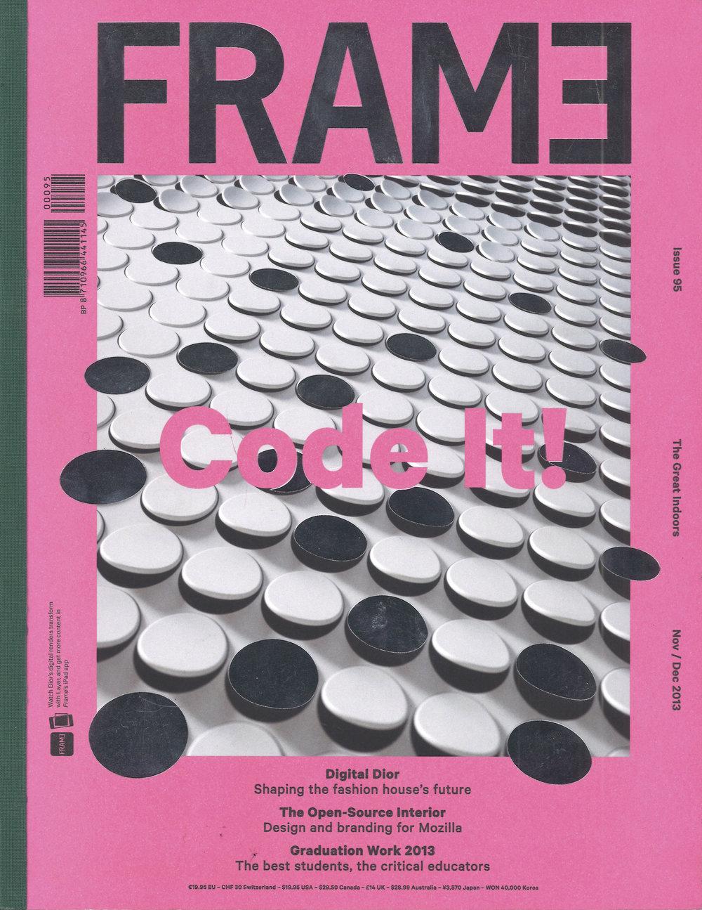 Frame - Etat Libre d'Orange