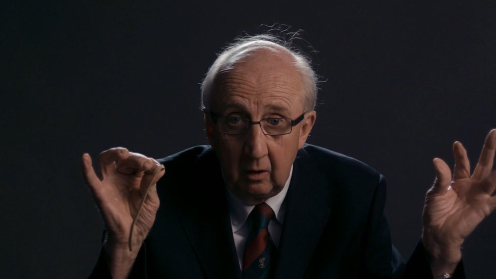 Consultant Neuropathologist, Professor Michael Farrell