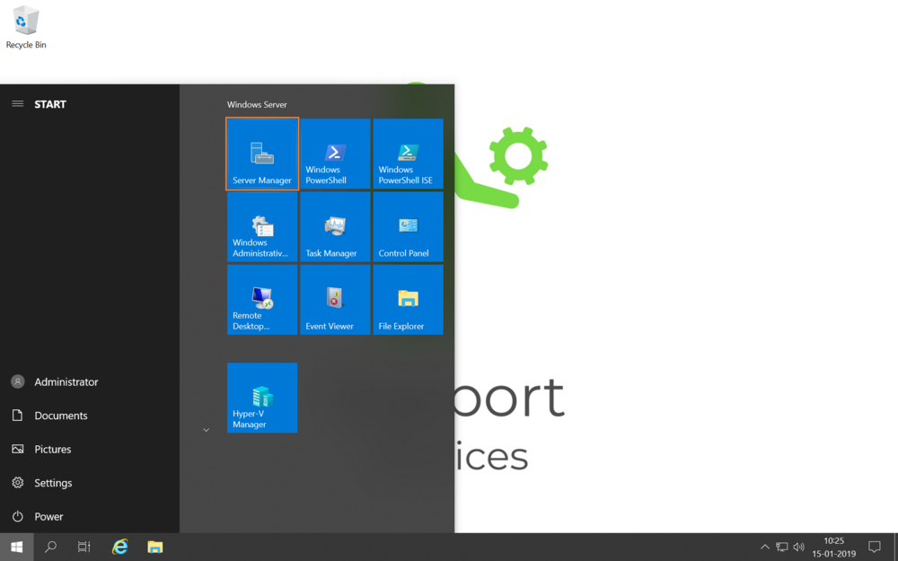 Remove Hyper-V Role on Windows Server 2019 — DSKOLI