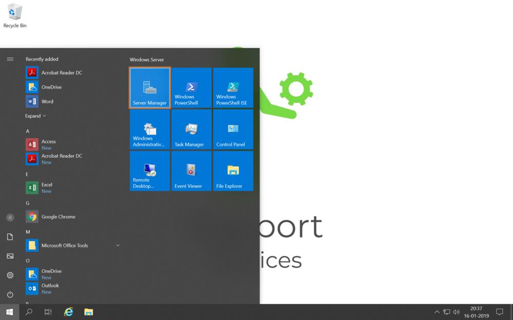 Create Virtual Machine in Hyper-V on Windows Server 2019 — DSKOLI