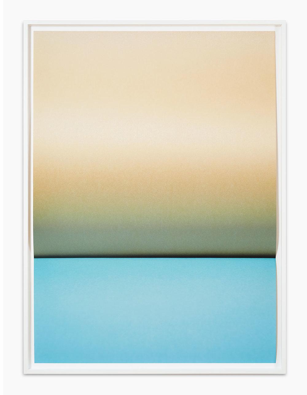 Johanna von Monkiewitsch Ohne Titel (15.04.2015/12:55/Köln) 2016  Fotografie Pigmentdruck auf Papier 308 g 168 x 125 cm  unique work