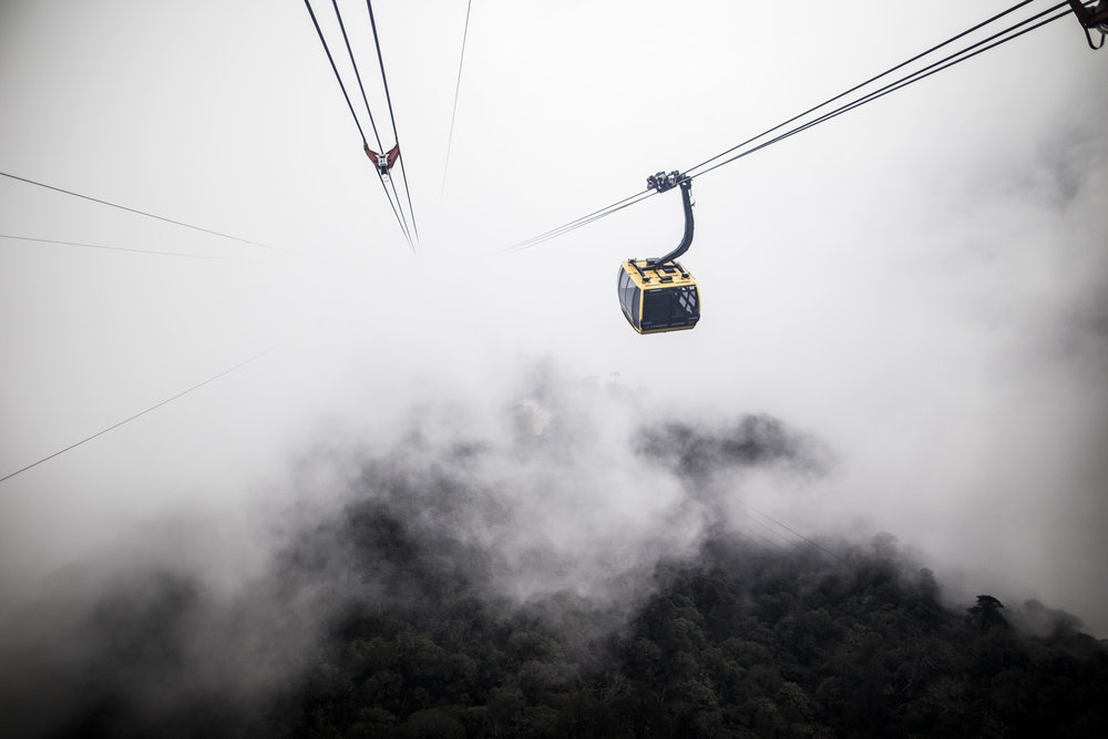 Fansipan Cable Car | Sapa