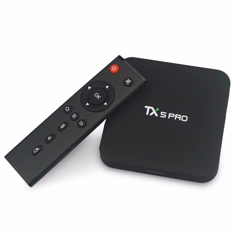 TX5 PRO S905X 2G 16G android 6.0 TVbox