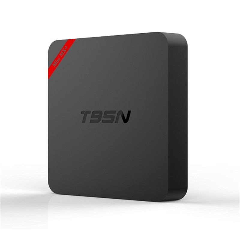 T95N-Mini MX+ S905X 1G 8G android6.0 TV box