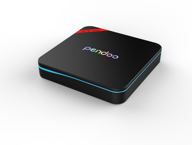 Pendoo x5 pro rk3229 free tv series android 6 0 quad core tv box