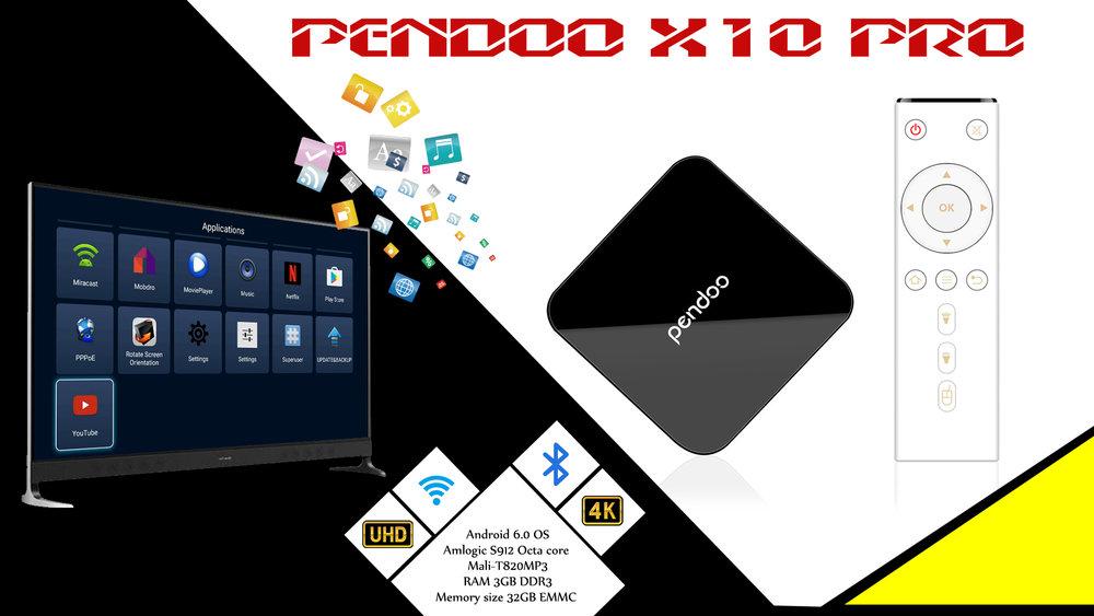 PENDOO X10 PRO S912 01