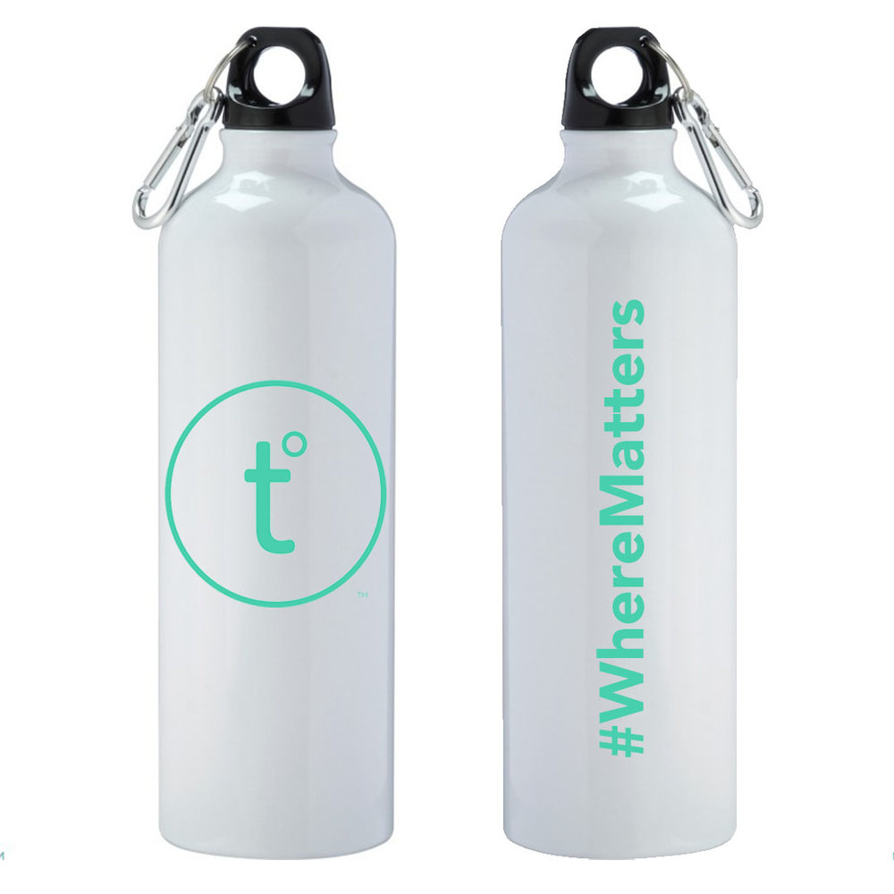 (TO) ALUMINUM WATER BOTTLE - 60 Points
