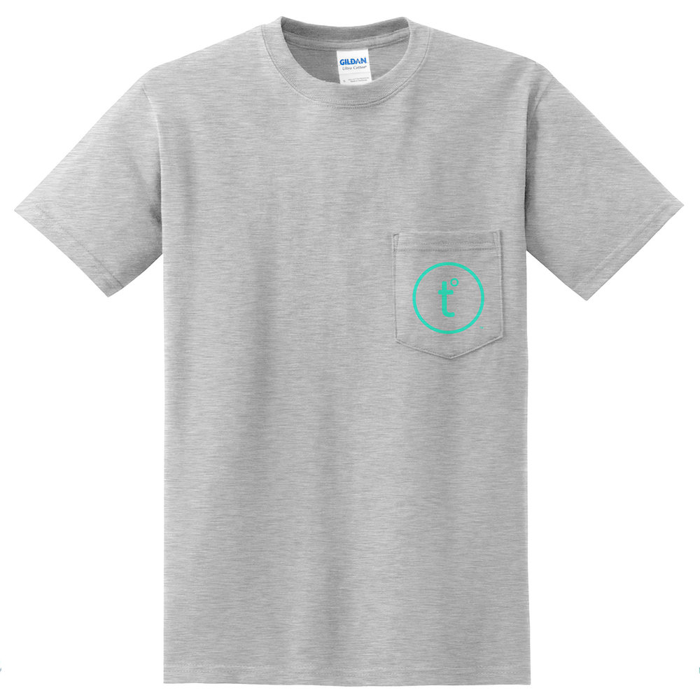 (TO) - POCKET TEE - 100 Points