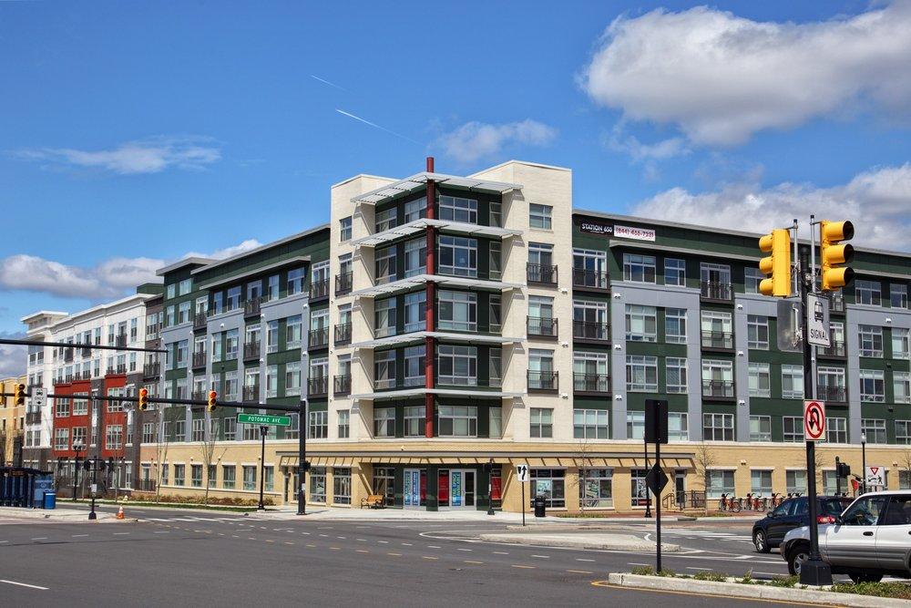Potomac Yard -