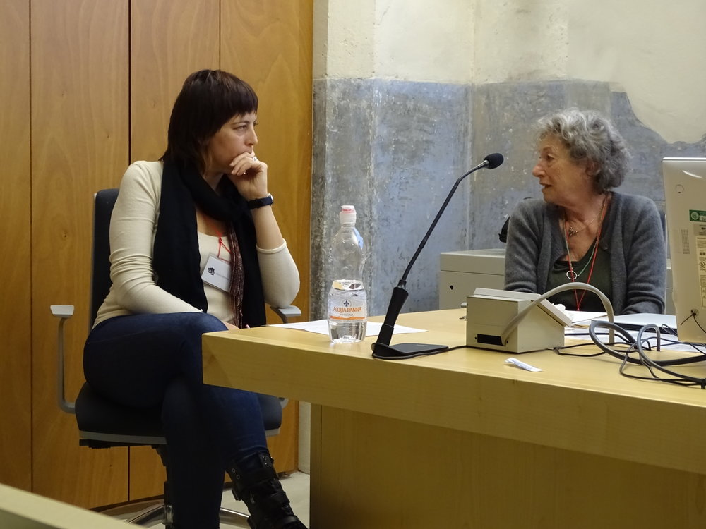 "Silvia Antosa, Liana Borghi e le sue ""Rogue Connections"""