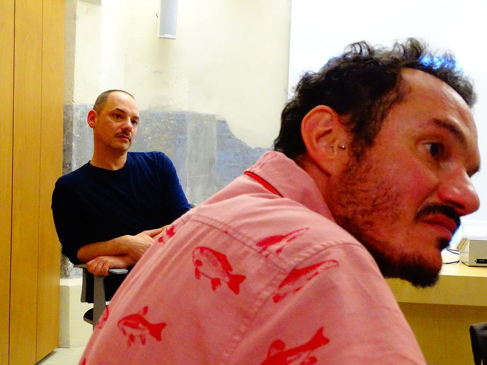Tommaso Rossi e Lorenzo Bernini