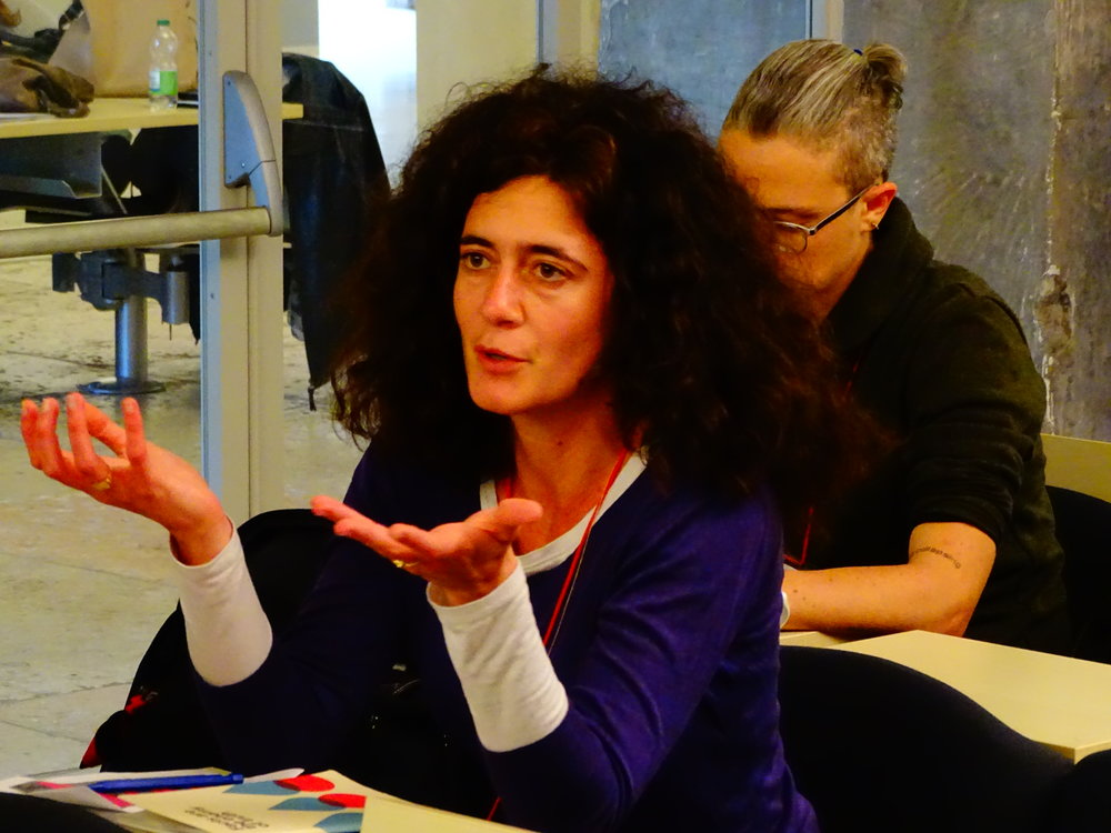 Carlotta Cossutta