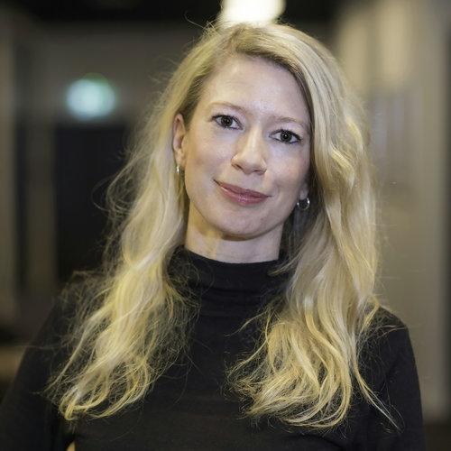 Linda Wahlmann Olsen  Rådgiver skole lwo @ kulturtanken.no Tlf. 970 46 011  Prosjektleder skole/DKS-samarbeid, prosjekt elevmedvirkning og leder av Ungdomsrådet.