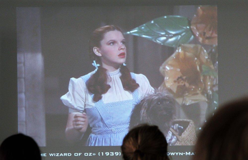 I biologien er DNA arvestoff som videreføres fra en generasjon til den neste. Dette viser Stian A. Olsen med noen eksempler, som for eksempel Trollmannen fra Oz, hva generasjoner med filmer har til felles.