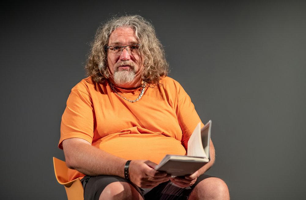 Forfatter Bjørn Ingvaldsen