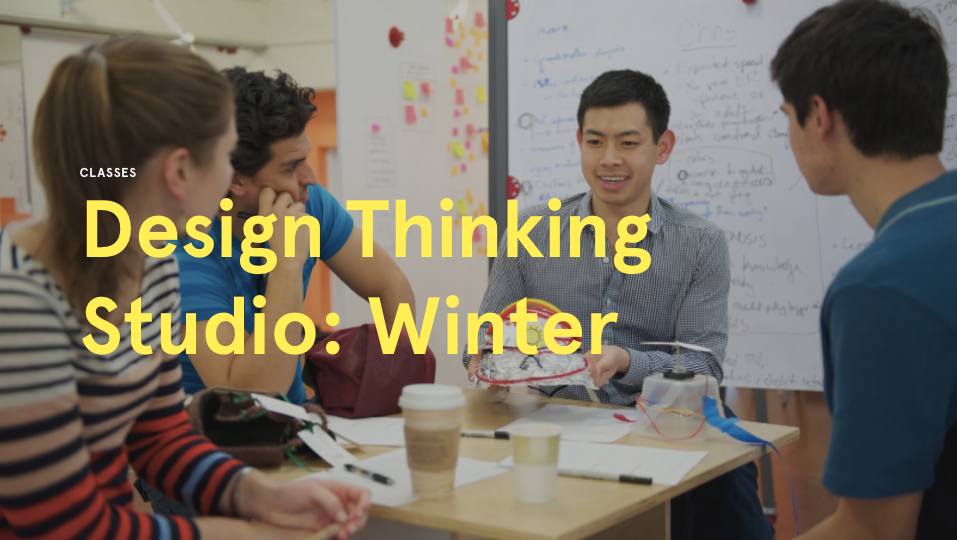 Design Thinking Studio