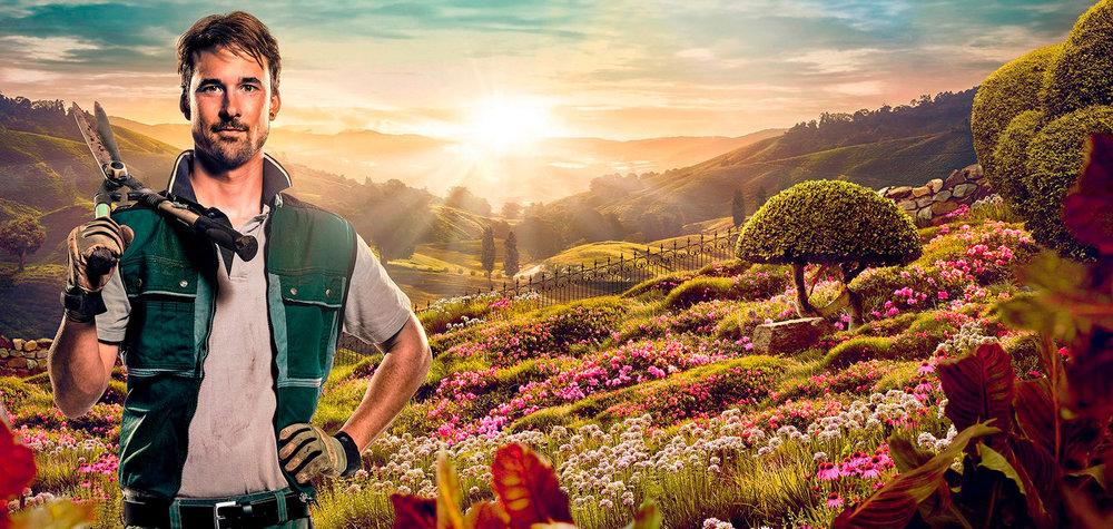 Jardin Suisse Campaign