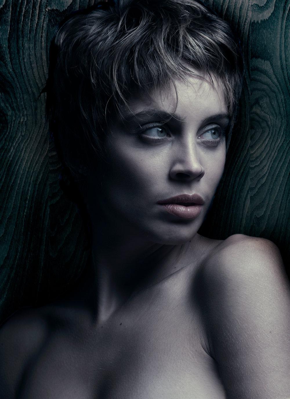 Studio Portrait Fotografie, Memory of my skin, Nude, Peoplefotografie, Porträtfotografie, Zürich, Schweiz