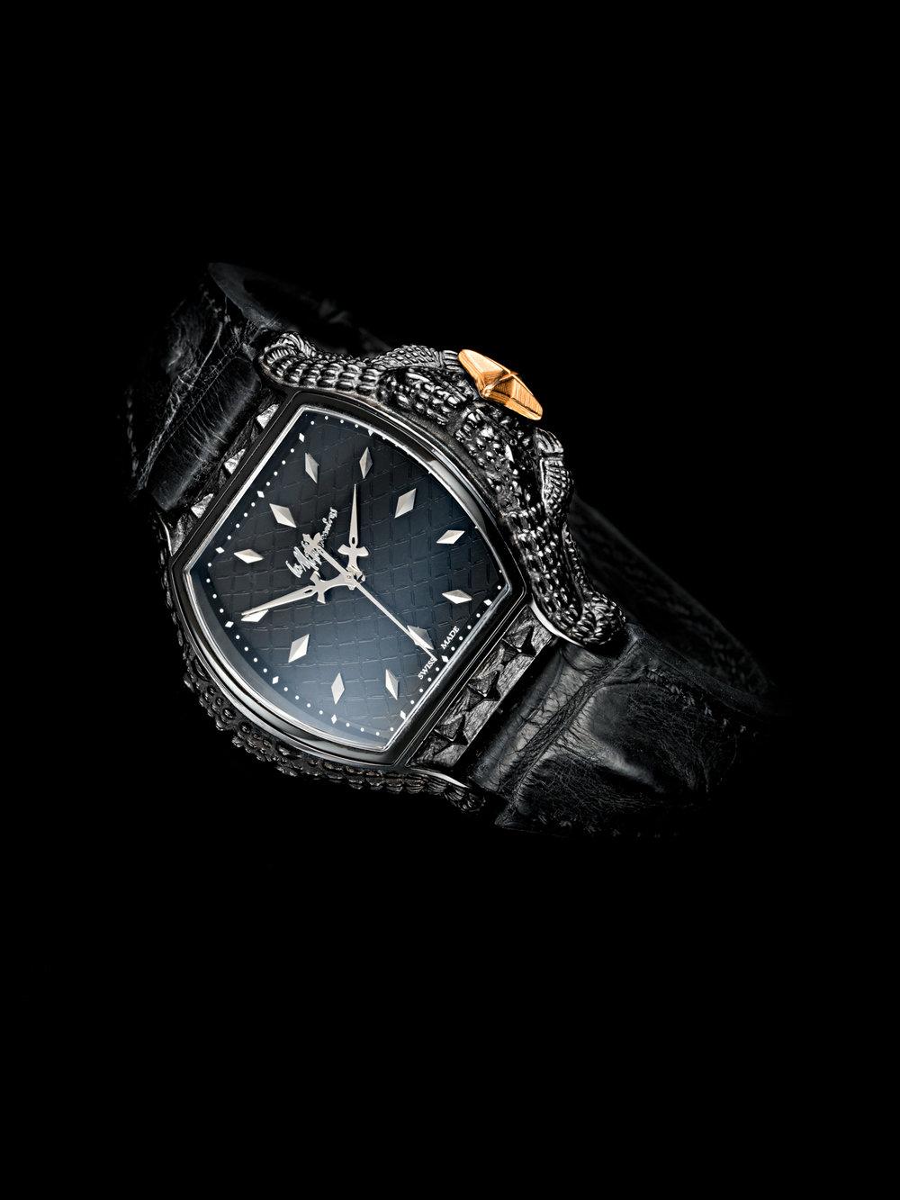 Les Millionaires, Uhrenfotografie, Zürich, Schweiz
