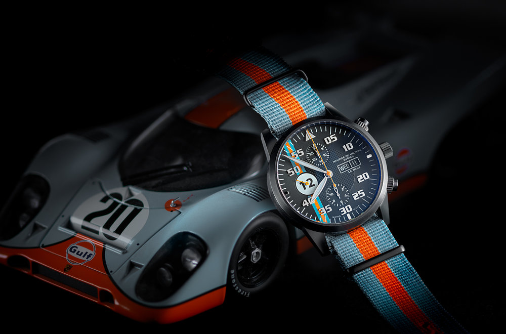 Maurice de Mauriac Watches