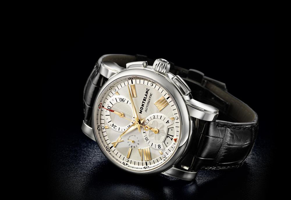 Montblanc Watches, Uhrenfotografie, Zürich, Schweiz