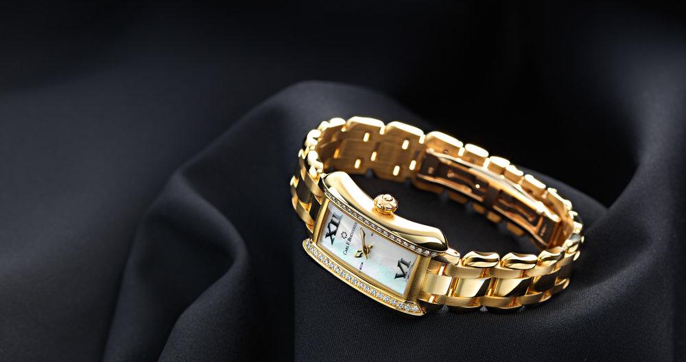 Bucherer Watches, Uhrenfotografie, Zürich, Schweiz