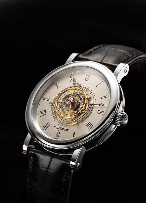 medias watches jewelry tourbillonfacefull noir marbella