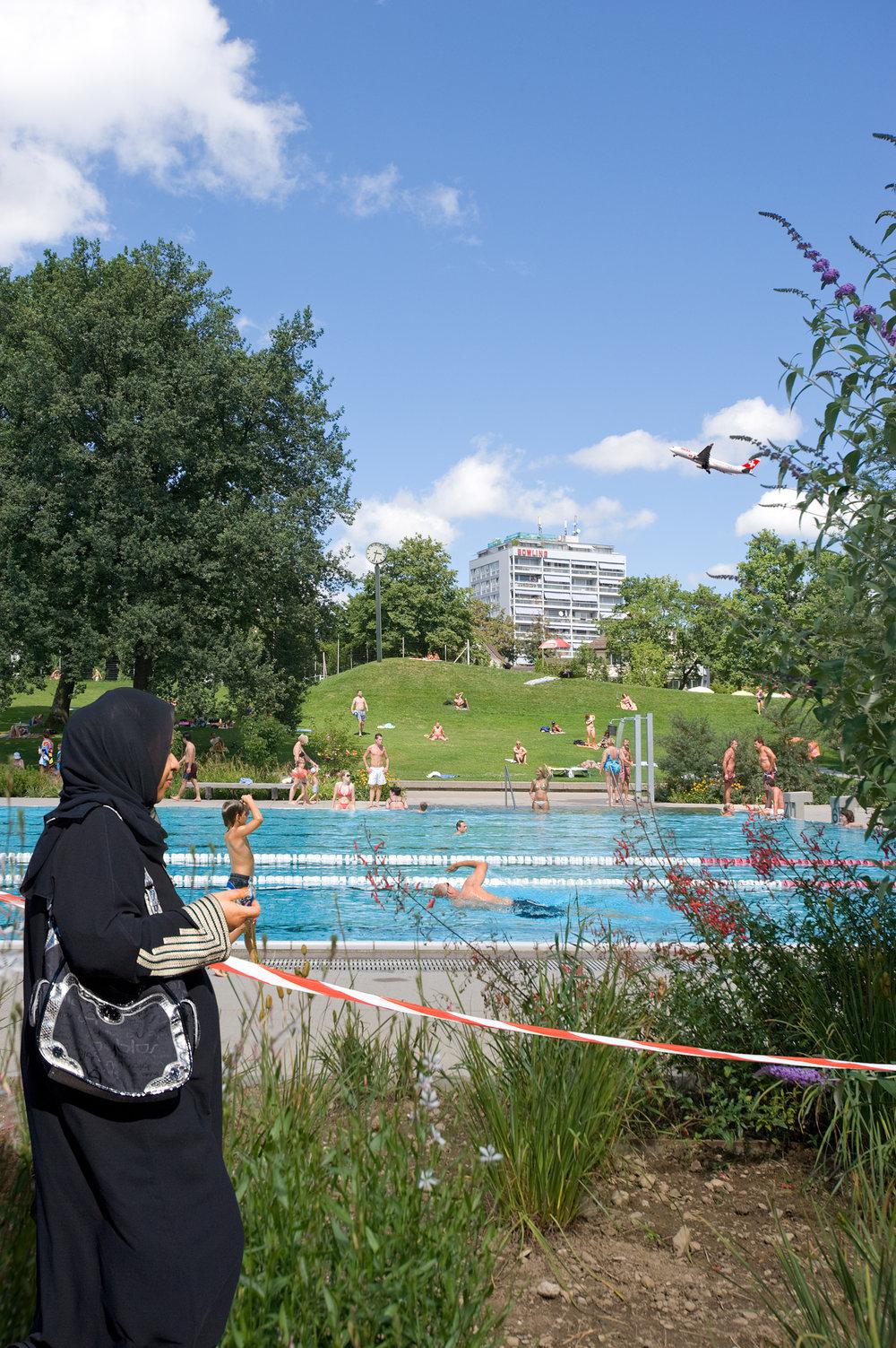 Summer in the City, Zürich, Personal Work, Fotostory, Streetfotografie, Fotograf Zürich, Schweiz