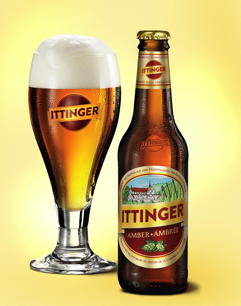 Ittinger Klosterbräu, Werbung