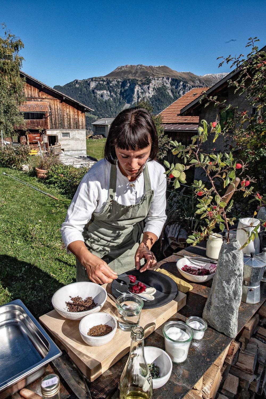 Rebecca Clopath, editorielle Foodfotografie