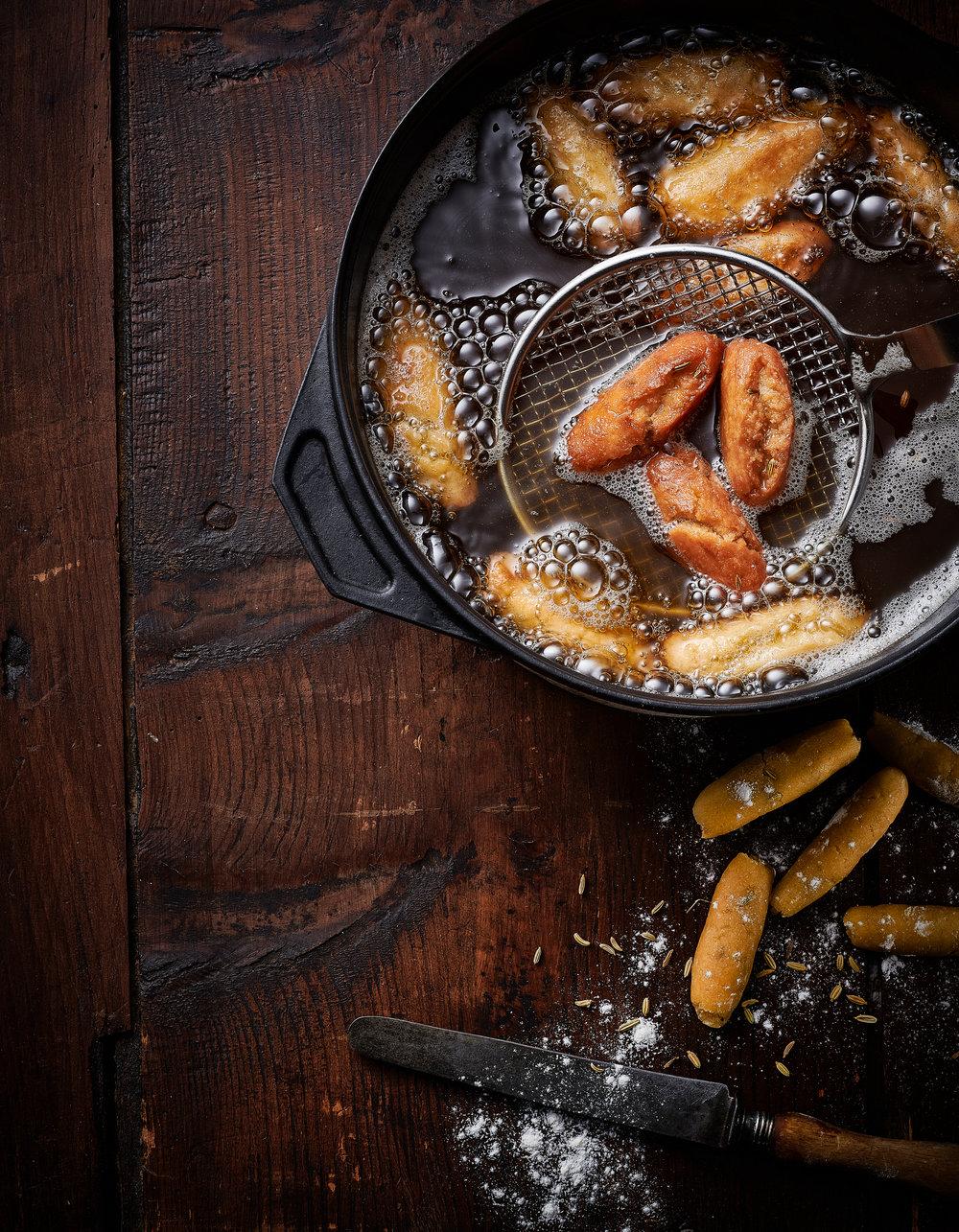 Le Menu, editorielle Foodfotografie
